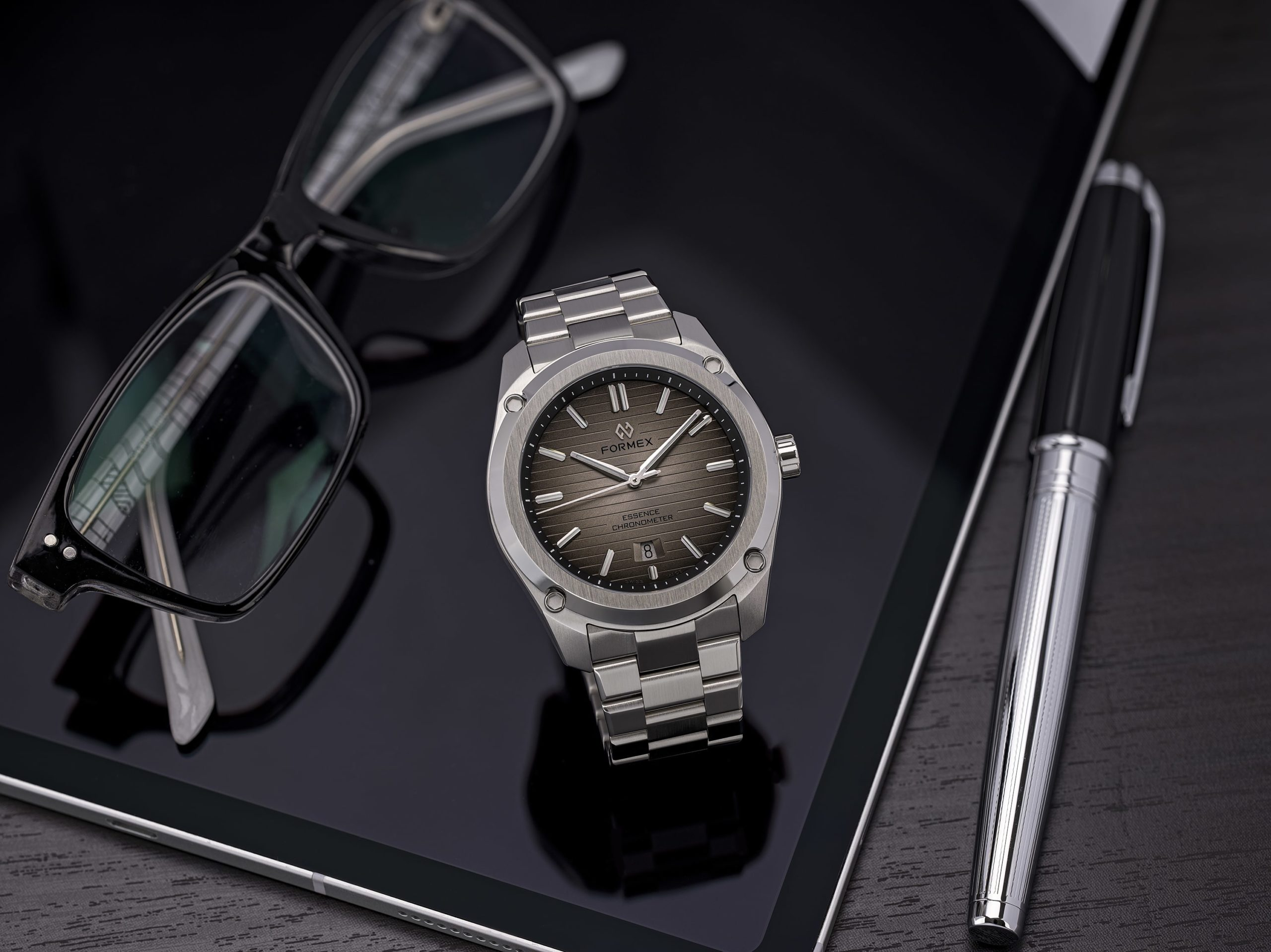 Introducing the Formex Essence FortyThree Automatic Chronometer