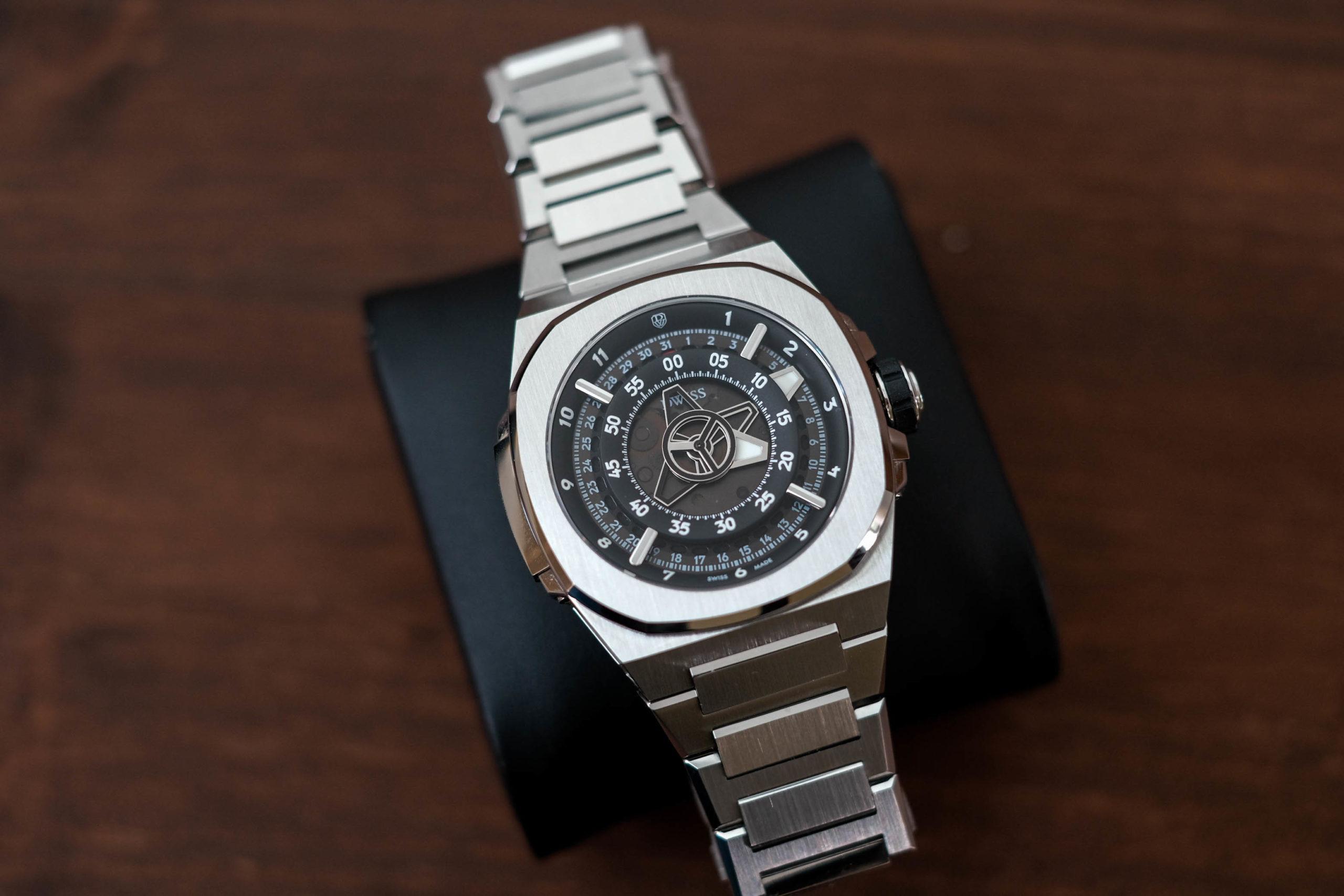 Full photo of M3 watch
