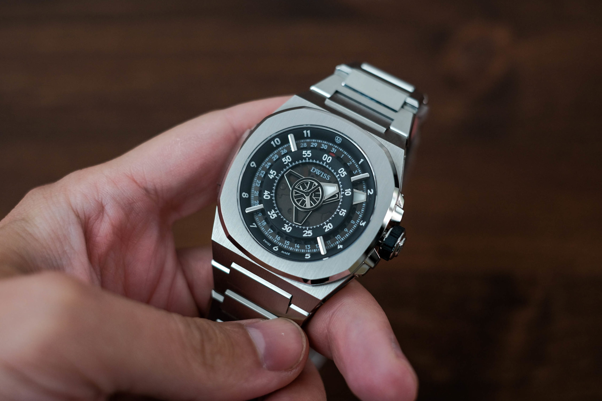 DWISS M3 Automatic Watch Review