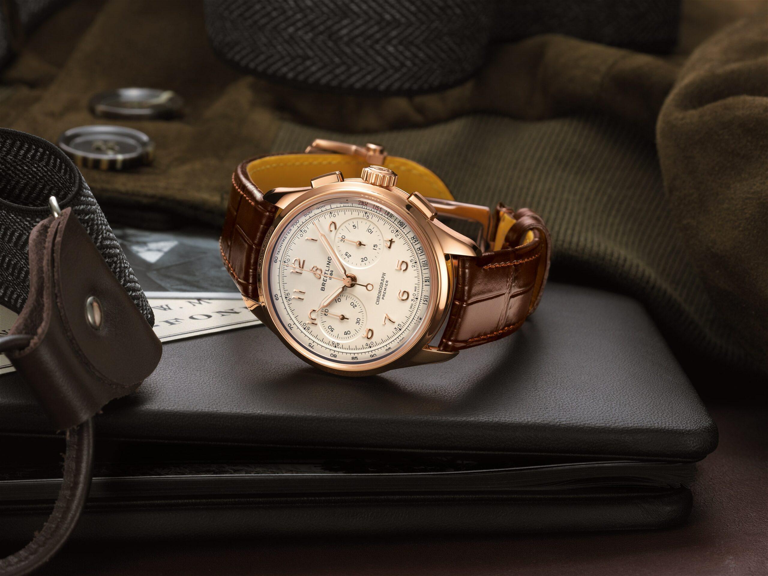 Cream dial