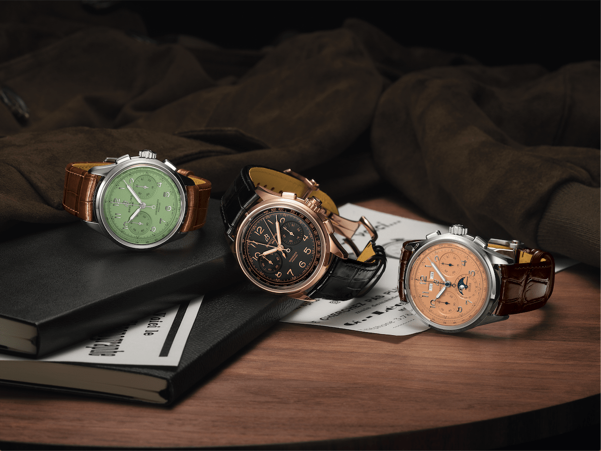 Introducing the Breitling Premier Heritage Collection