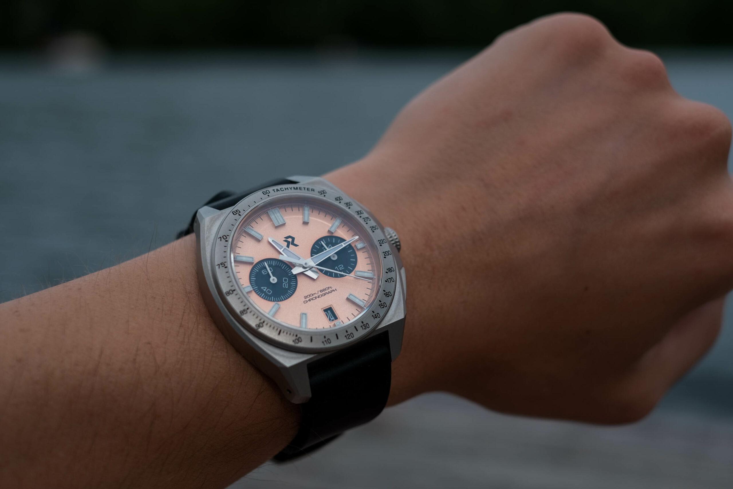 RZE Valour wrist shot