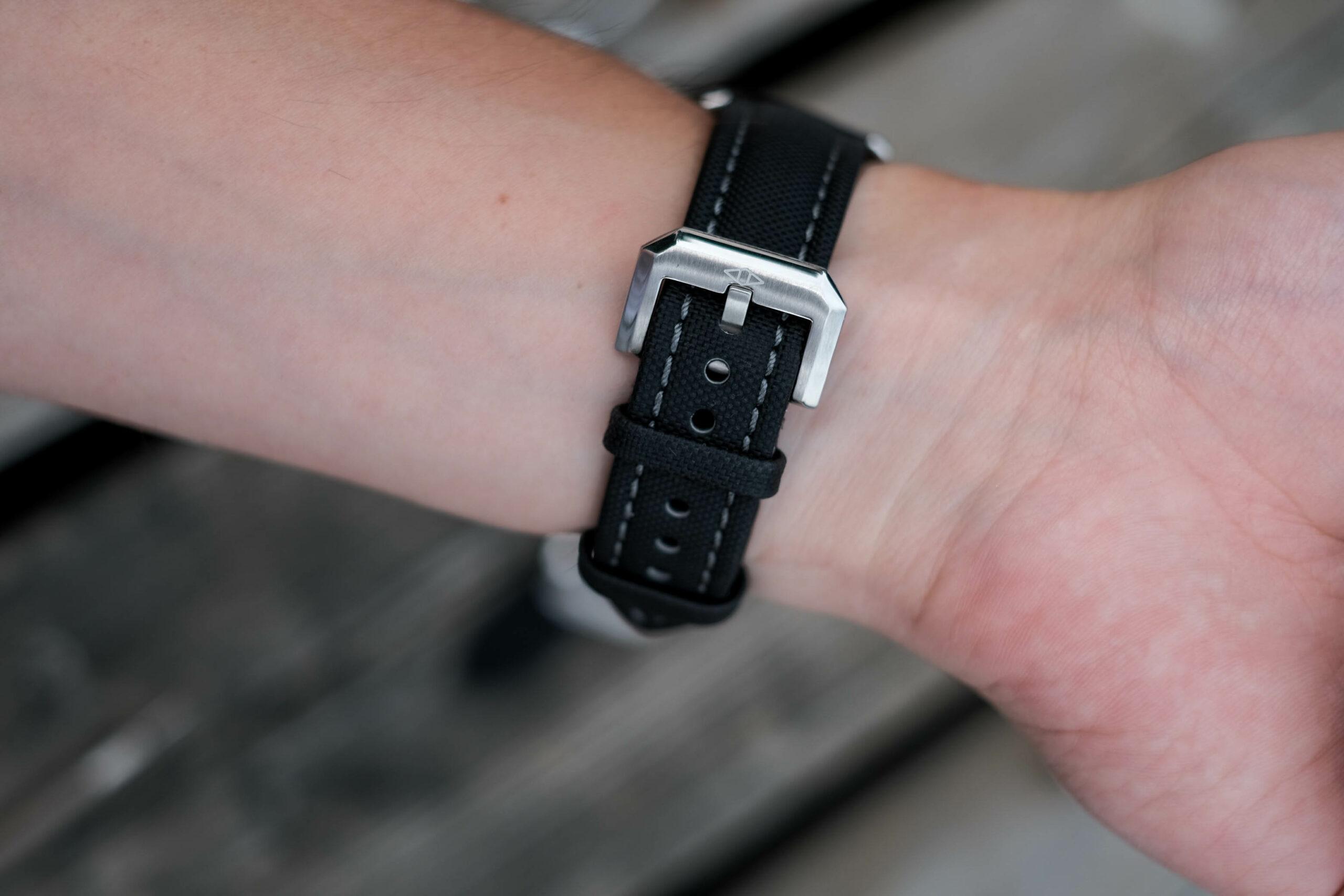 Artem strap on wrist