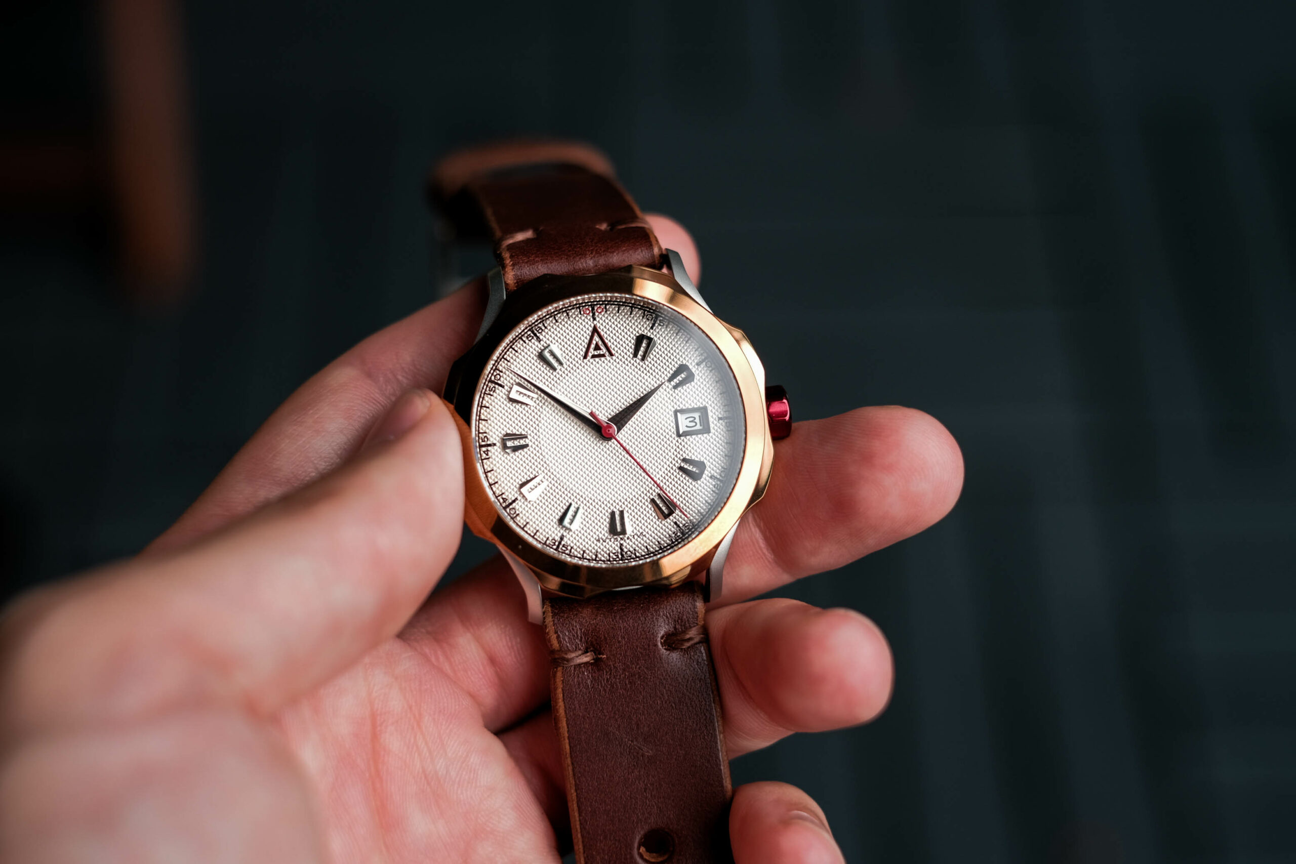 WT Author No 1953 White Automatic Watch Review