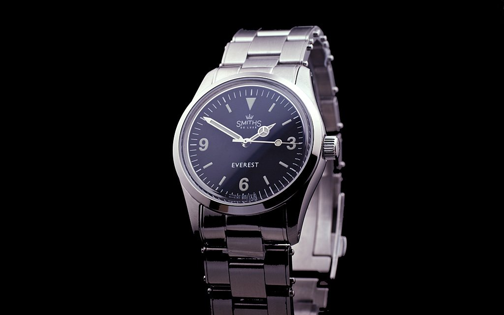 Best Homage to the Rolex Explorer 1: The Smiths Everest
