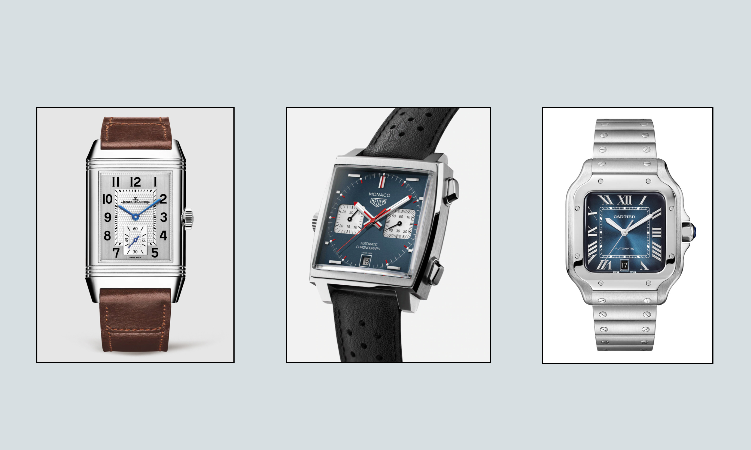 Most Iconic Square Watches to Buy