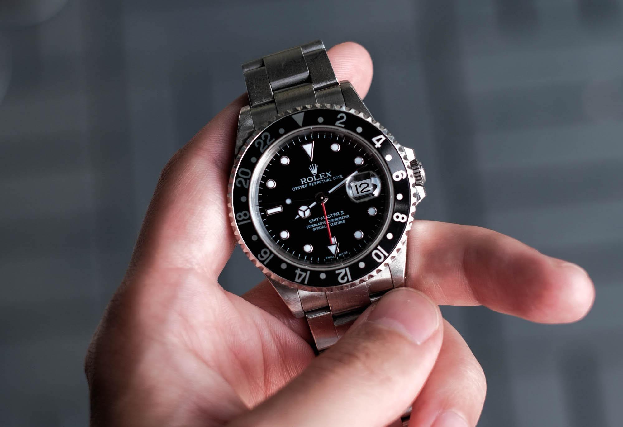 Rolex GMT Master II Ref. 16710 Review