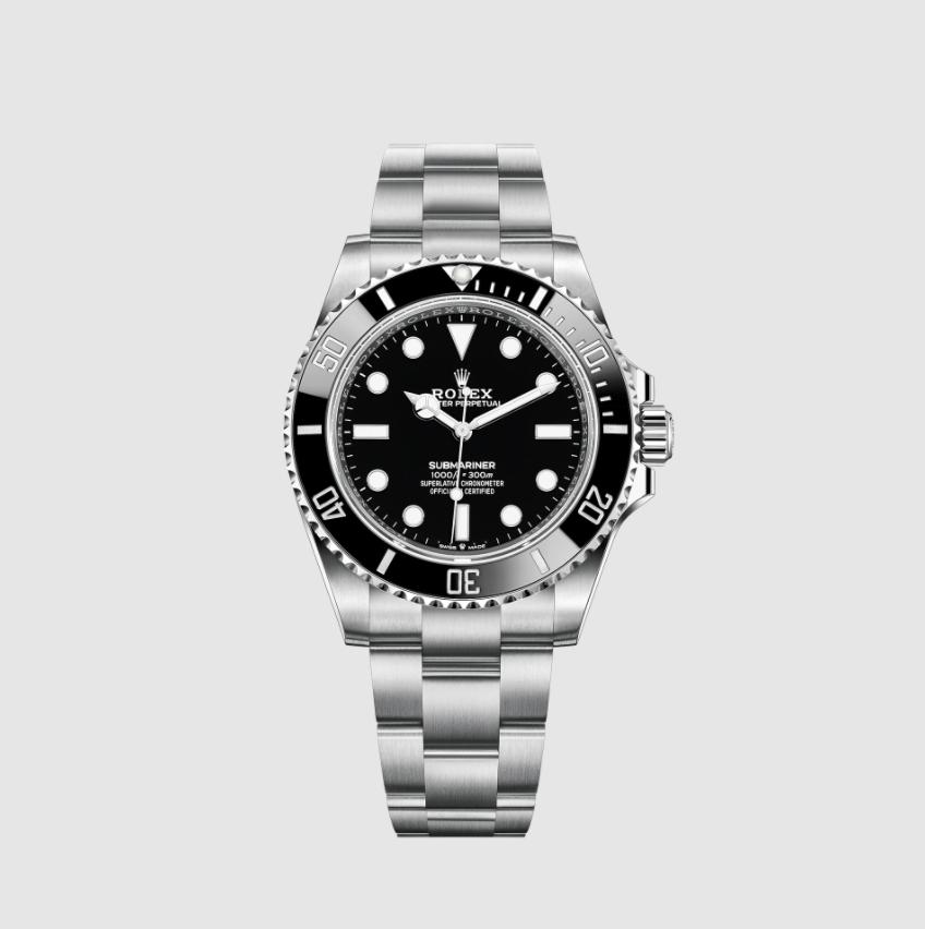 Submariner No Date Ref. 124060