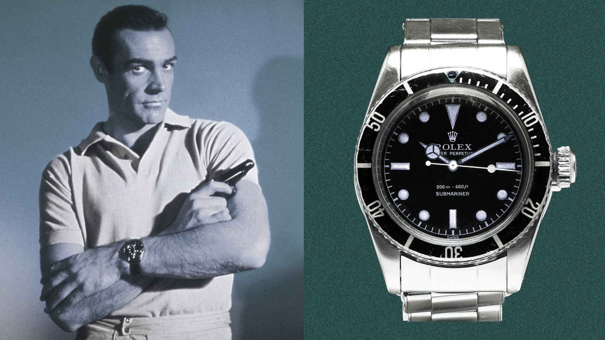 Most Iconic James Bond Watches