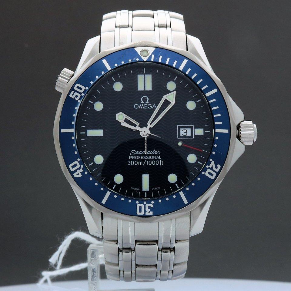 James Bond Omega Seamaster Professional Ref. 2541.80