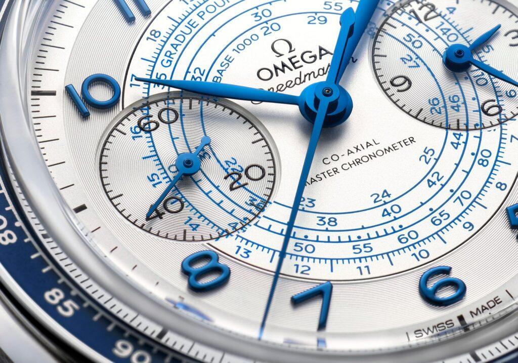 Introducing the OMEGA Speedmaster Chronoscope