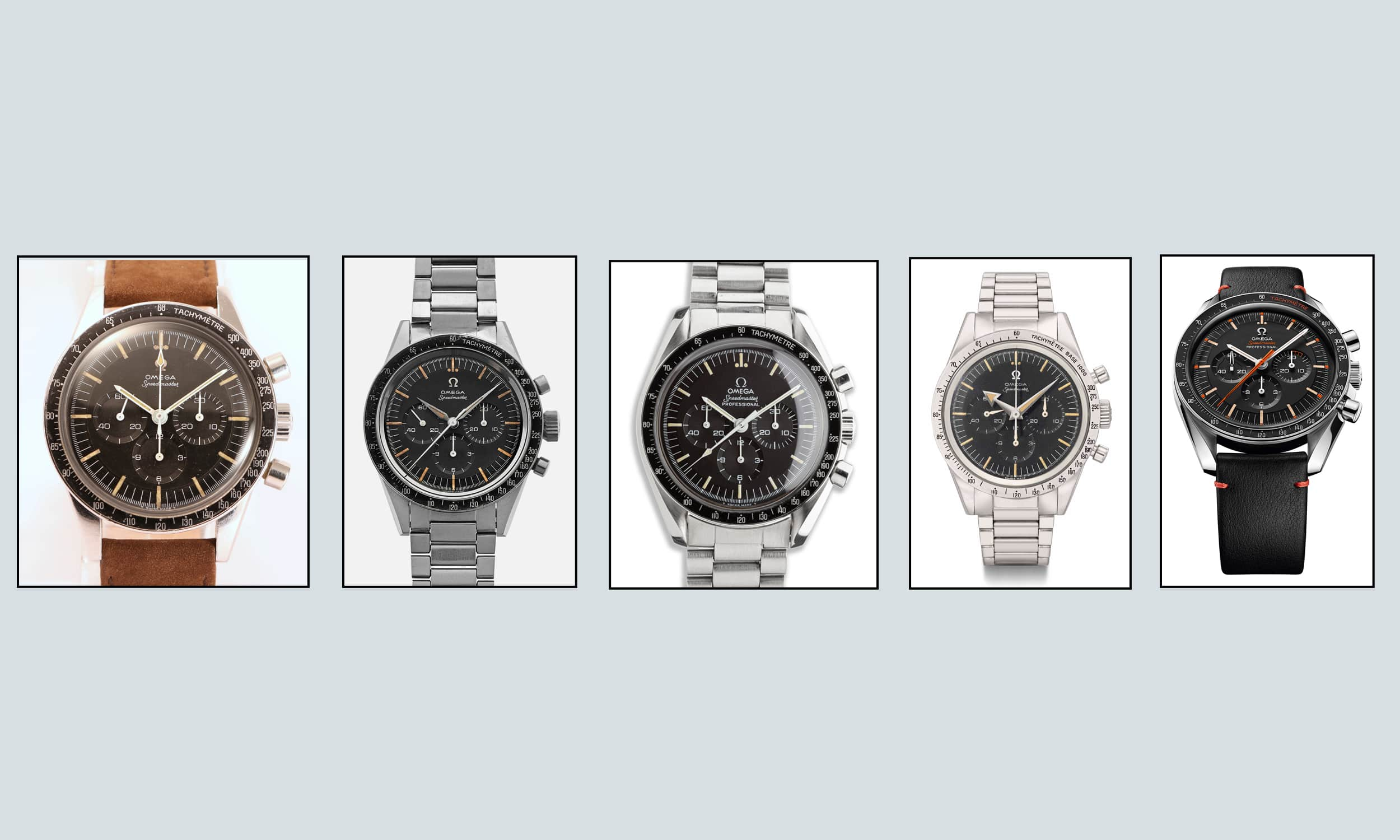 Most Rare and Sought After Omega Speedmaster Watches